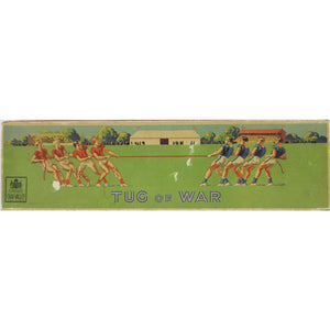 Chad Valley Tug of War Board Game