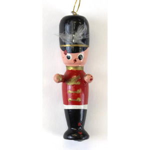 Christmas Officer Ornament 2