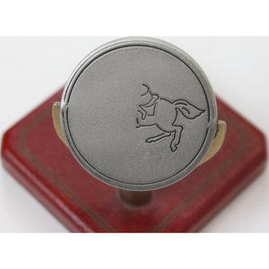 Decisions Horse Head/Tail Coin Spinner