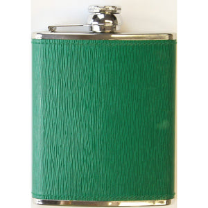 Paul Smith Green Leather Flask