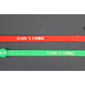 Pair of Cloud 9 Lounge Swizzle Sticks