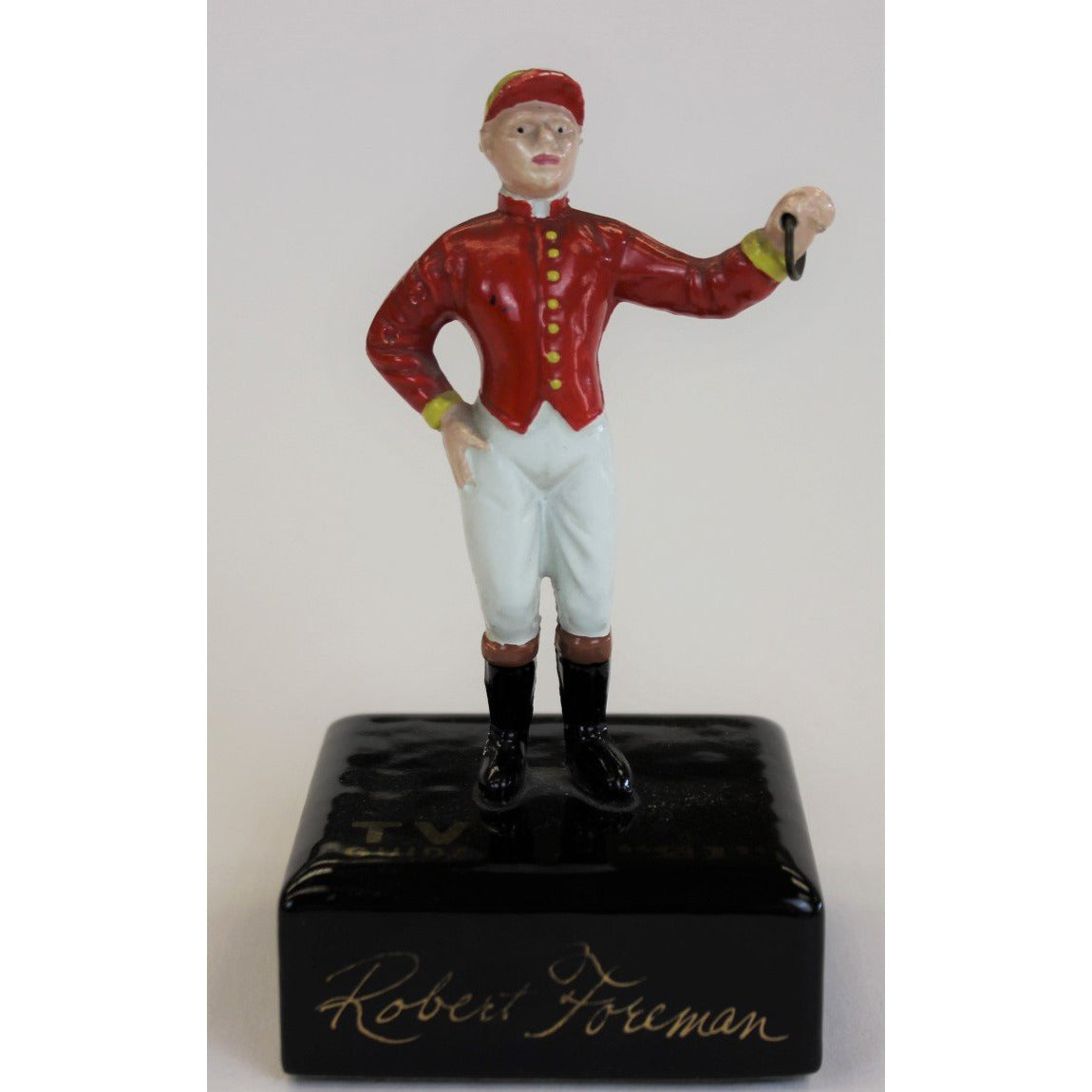 The 21 Jockey Paperweight