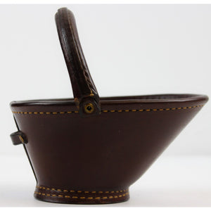Leather Pipe Bucket