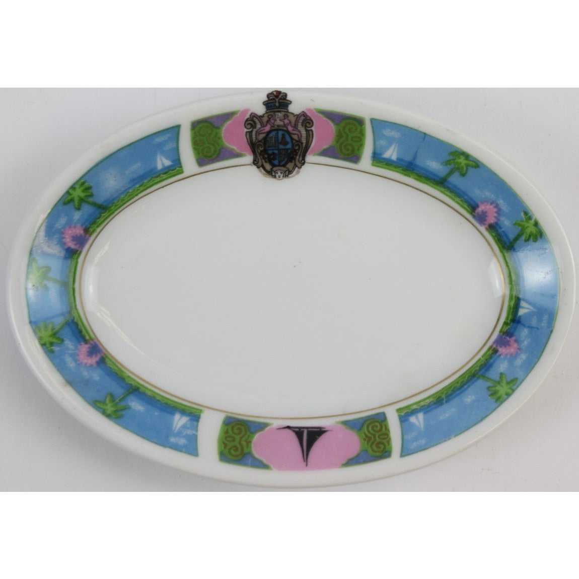 Fraunfelter China Oval Dish