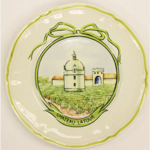Set of 6 Lonchamp Chateau Dishes