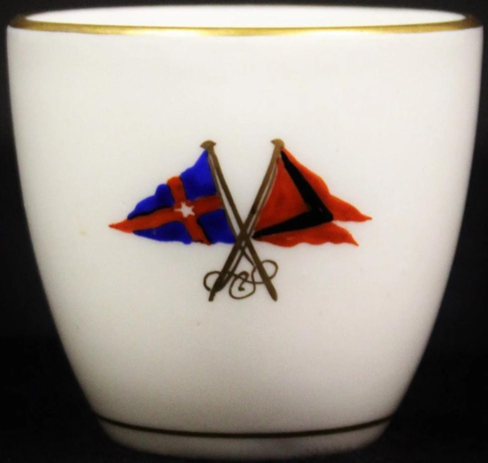 James M. Shaw & Co. 1916 Yachting Cup