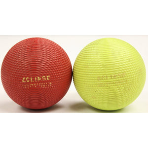 Pair of 'Eclipse' English 'Pebble' Lawn Bowling Balls