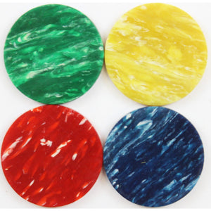 Creme-O-Lite The Everlasting Poker Chips