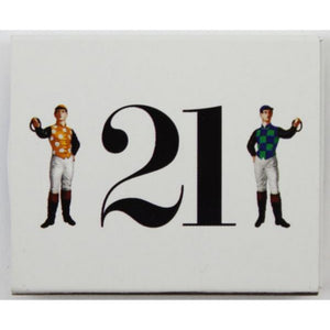 """21"" Club Matchbook (New!) (SOLD)"