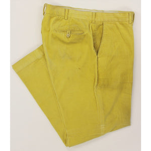 Polo RL Yellow Corduroy Trousers