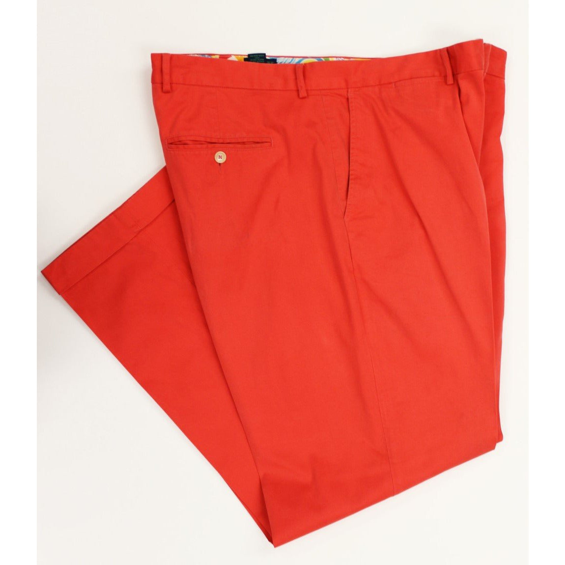 Lilly Pulitzer Red Trousers