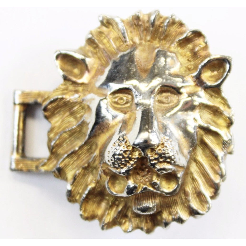 Jeannie 1978 Lion Gold Buckle