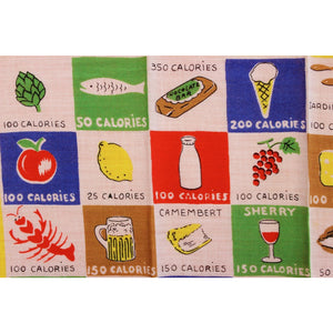Calories Linen Pocket 20 Sq""