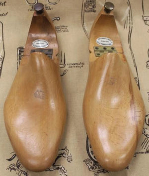 'Poulsen, Skone & Co Ltd Boot Makers #12 Duke St St James's SW1 Oak Trees' Sz: 11
