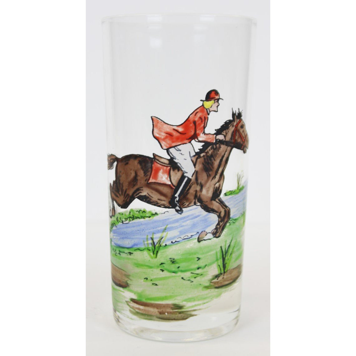 Set of 3 Huntswomen Highball Glasses