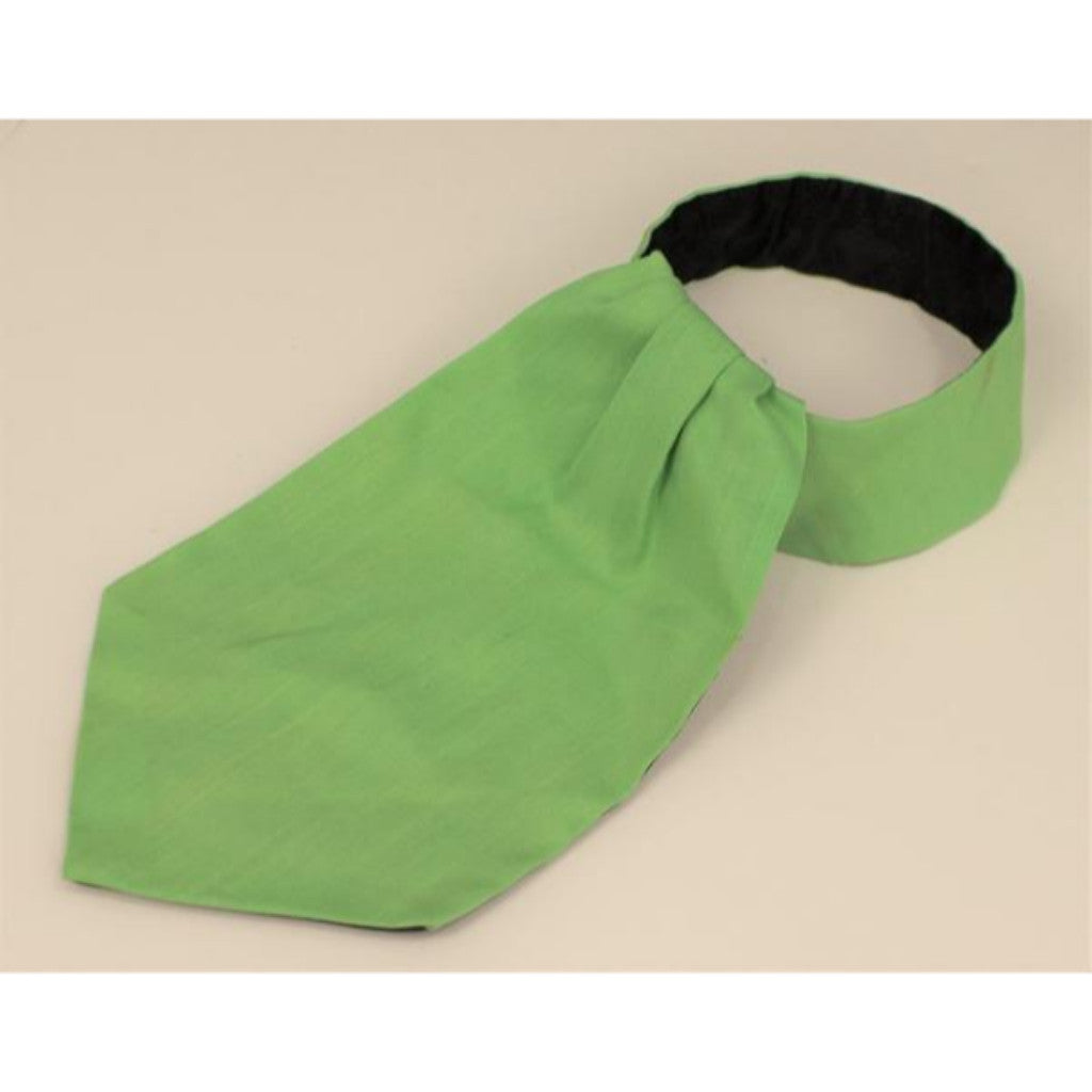 'Robert Talbott for Mark Fore & Strike Faux Ascot 'Bib' w/ Velcro Collar'