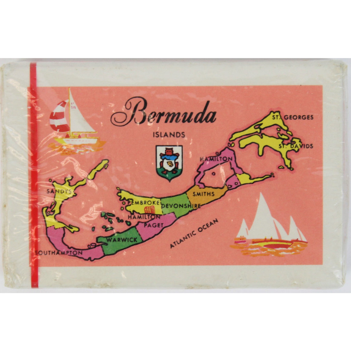 Bermuda Islands Deck of Playing Cards