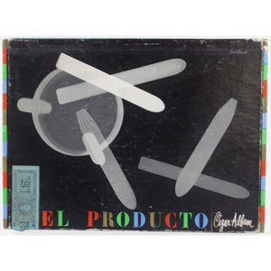 El Producto Cigar Album Designed by Paul Rand