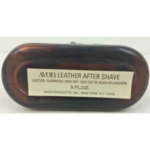 'The Sport of Kings Avon Leather After-Shave 5oz' in Box!