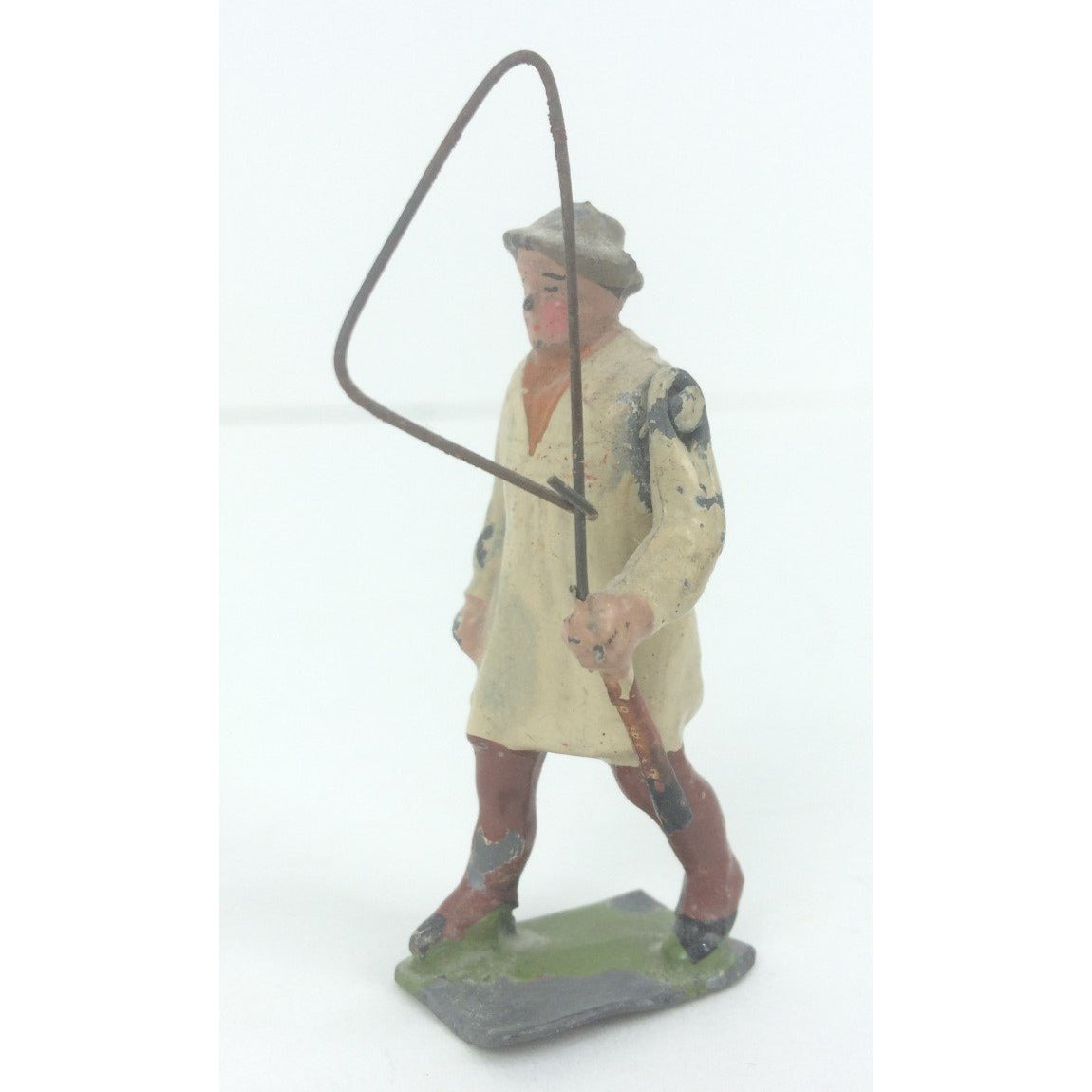 Lead Britains Gamekeeper Figurine