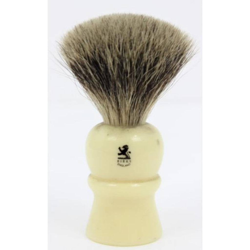 Birks English Badger Hair Shaving Brush