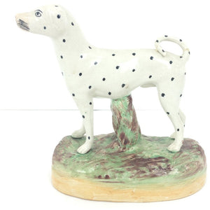Staffordshire Spotted Dog Figurine