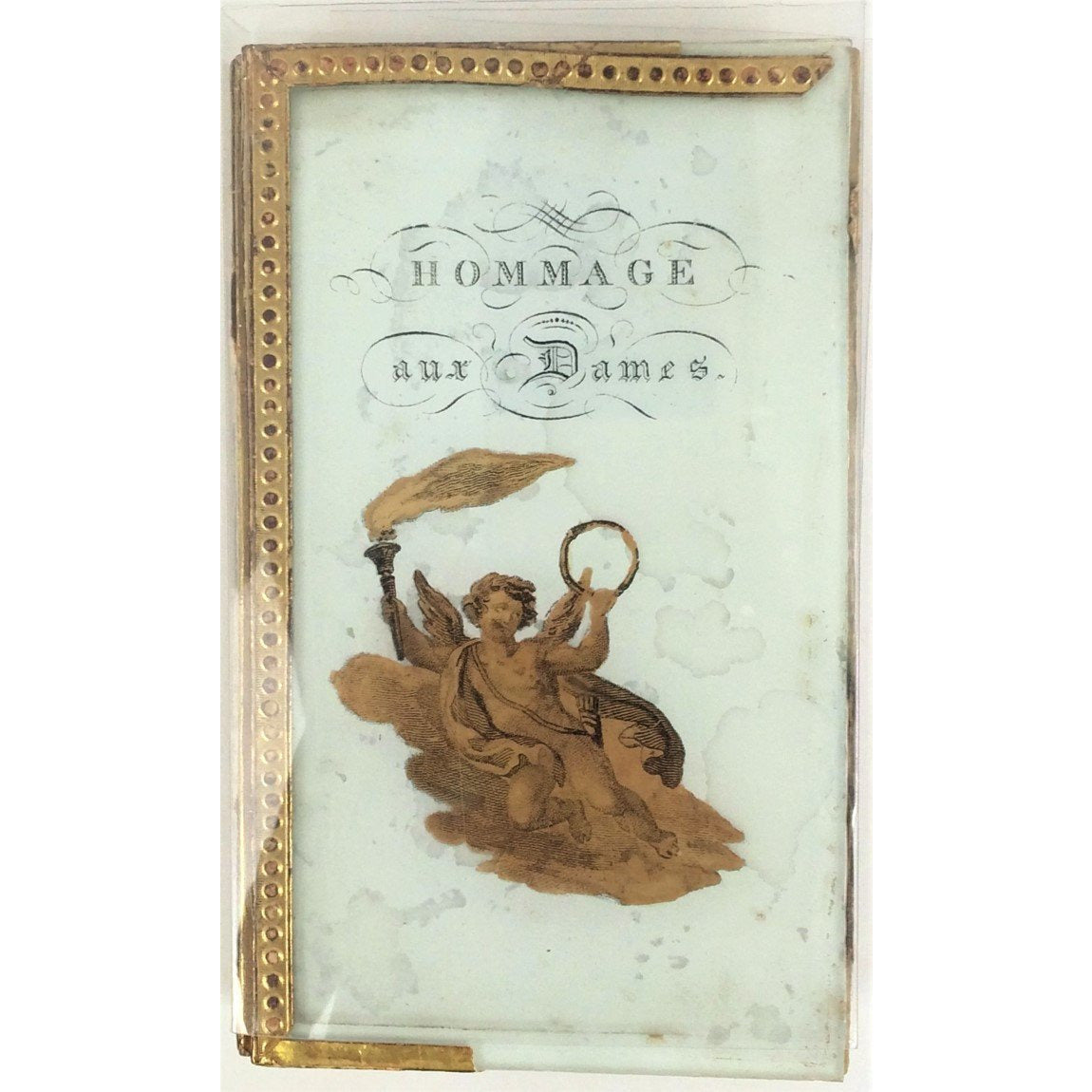 Hommage aux Dames 1826 Ornate Booklet
