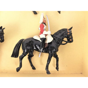Britains Ltd Boxed Set of 6 The Life Guards of The Household Cavalry