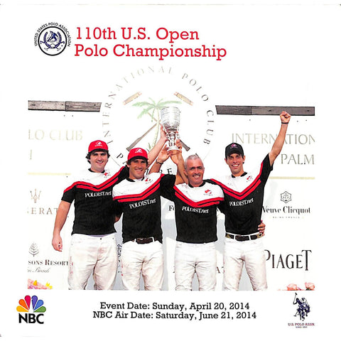 """110th U. S. Open Polo Championship"""