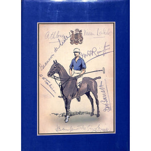 A Glorious Victory, A Glorious Defeat Buck's Club and the International Polo Matches of 1921