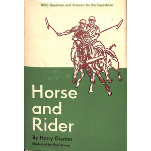 Horse And RIder: 1000 Questions and Answers For The Equestrian