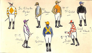 The Book of Jockeys