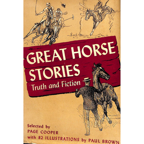 Great Horse Stories Truth And Fiction