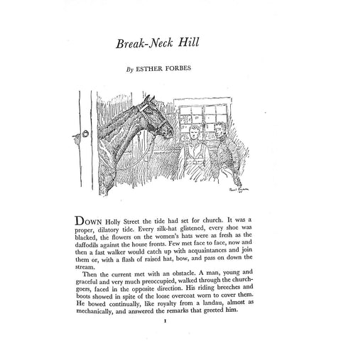 """Great Horse Stories Truth And Fiction"""