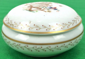 Tiffany & Co Audubon Limoges Vanity