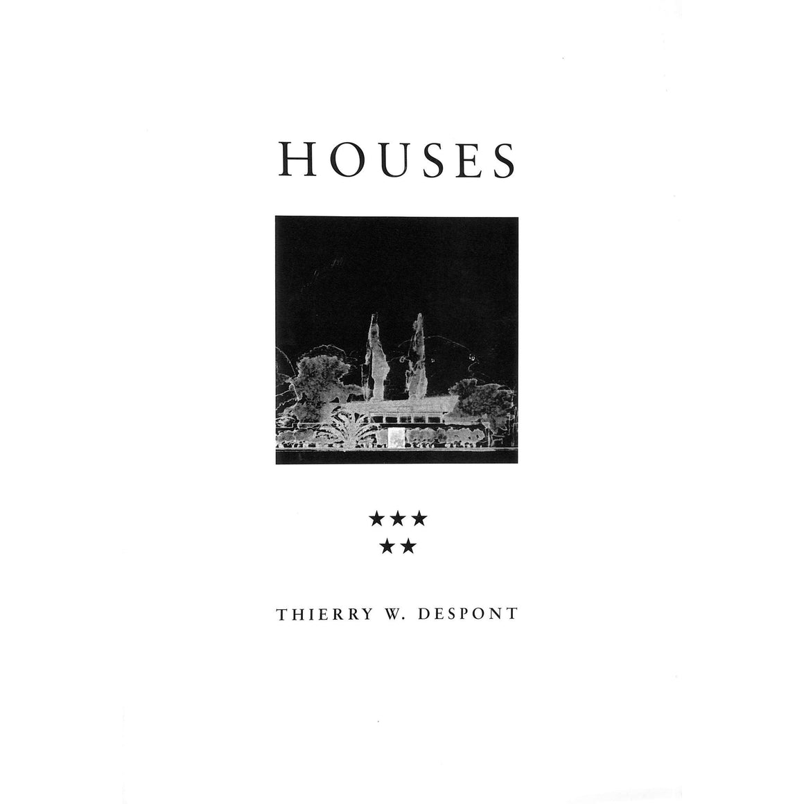 Houses ***** Twenty-Fifth Anniversary