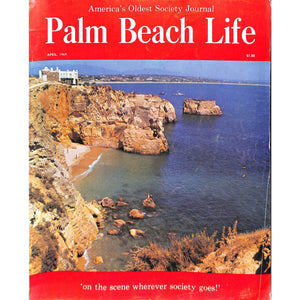 Palm Beach Life Magazine April, 1969