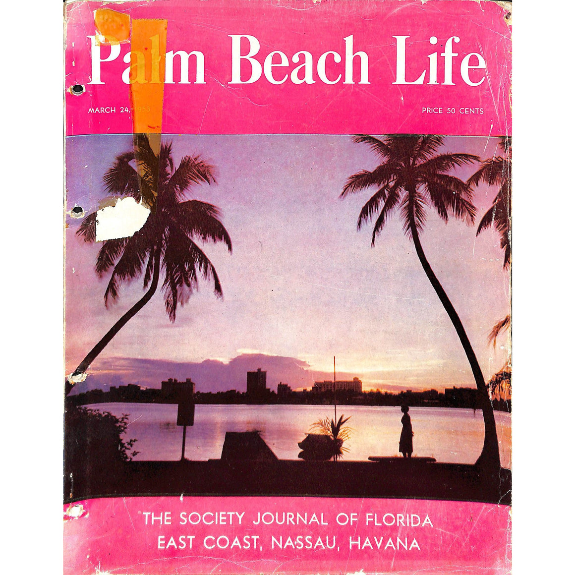 Palm Beach Life March 24, 1953
