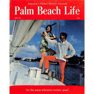 Palm Beach Life April 1968