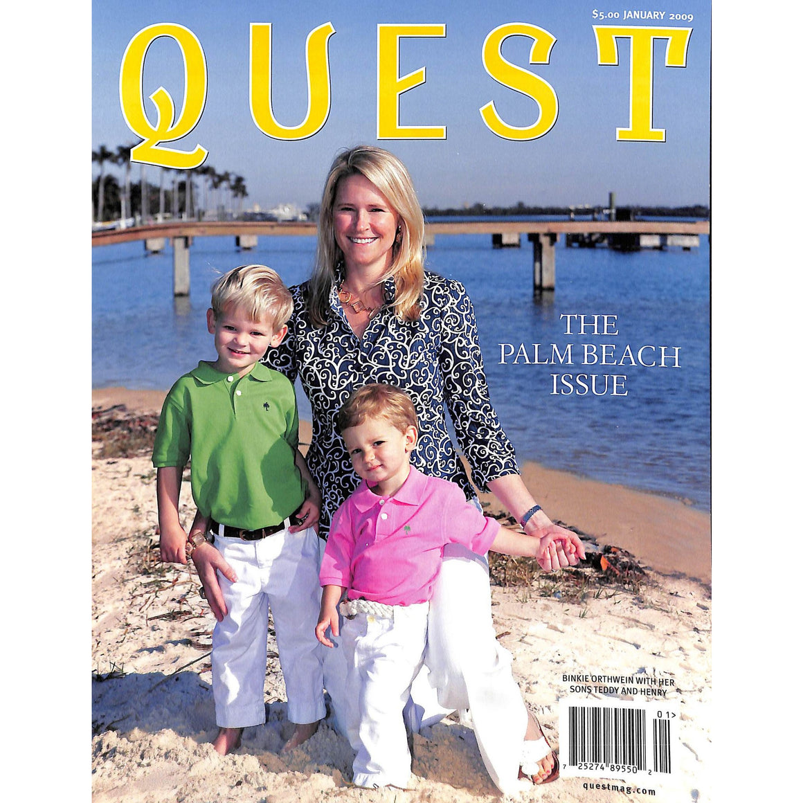 Quest: The Palm Beach Issue