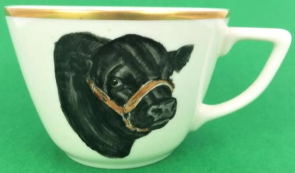 'Frank Vosmansky for Abercrombie & Fitch Angus Bull Cup'