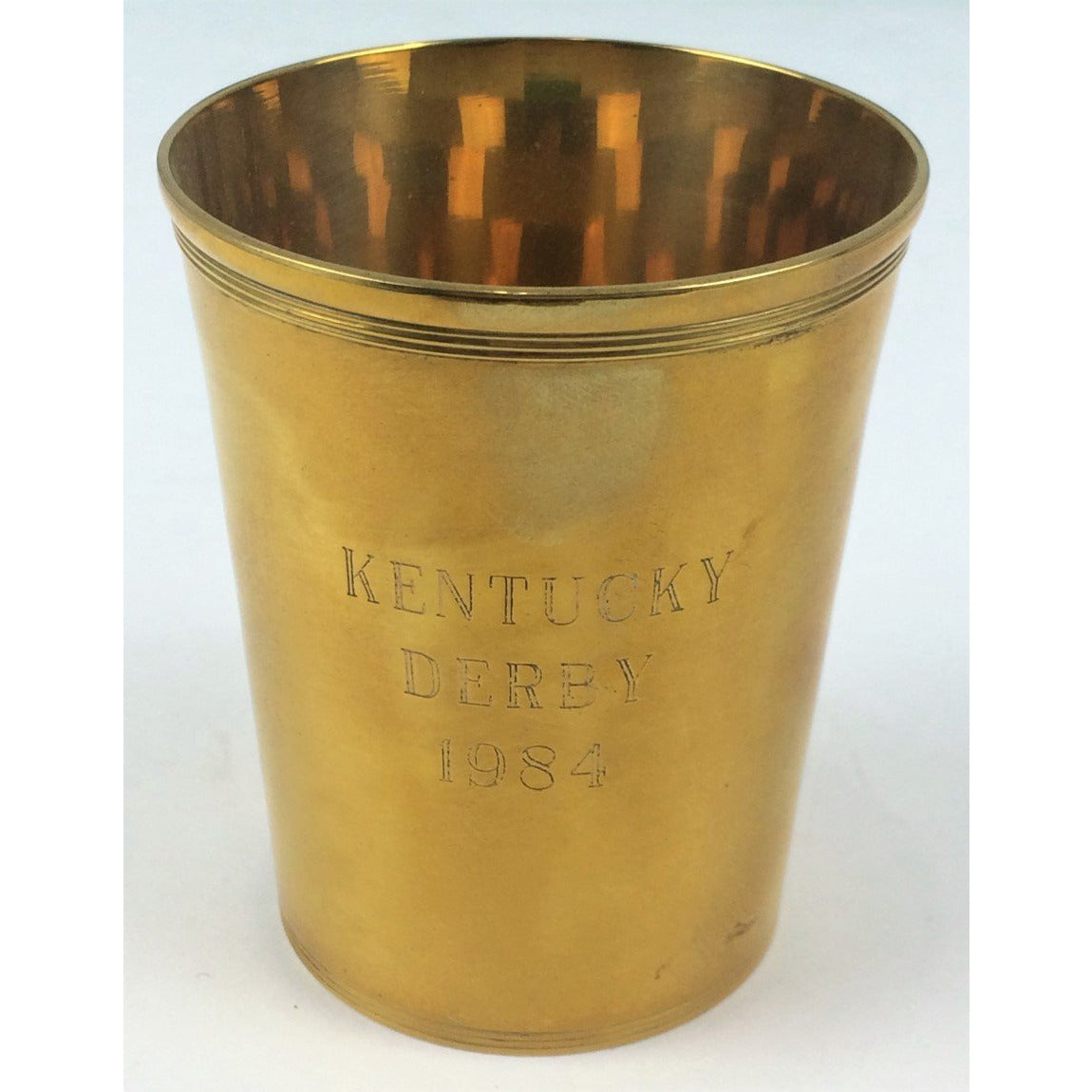 Kentucky Derby 1984 Swale Mint Julep Cup