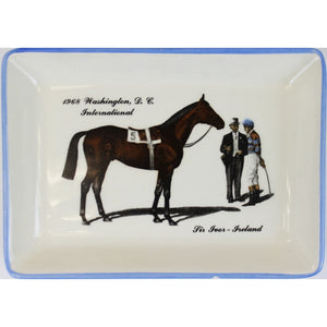 1968 Washington D.C. International Sir Ivor-Ireland Ashtray