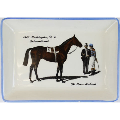 1968 Washington D.C. International Sir Ivor- Ireland Ashtray