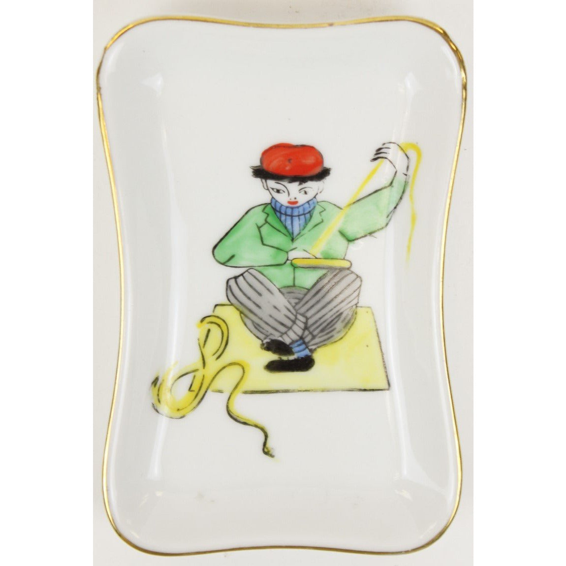 Chinoiserie Ashtray