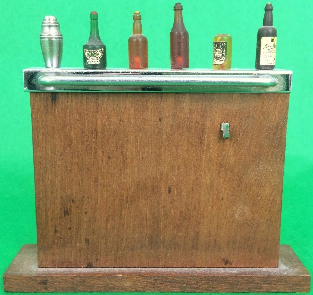 6pc Cocktail Barware Counter Set