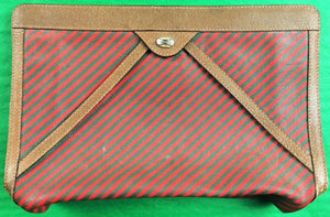 Gucci Stripe Purse