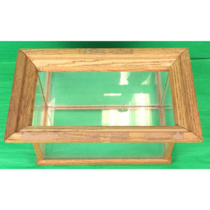 Glass Display Dome Case