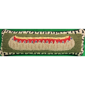 Birch Canoe Pillow