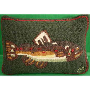'Fish Decoy Pillow'